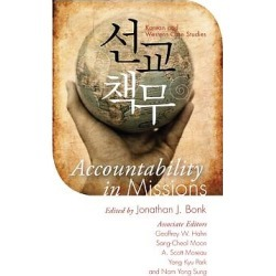 Accountability in Missions - Korean and Western Case Studies