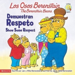 Los Osos Berenstain Demuestran Respeto / Show Some Respect found on Bargain Bro India from cokesbury.com US for $4.99