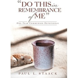 Do This in Remembrance of Me - One-Year Communion Devotional found on Bargain Bro India from cokesbury.com US for $35.95