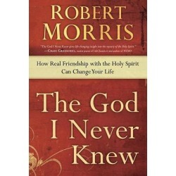 The God I Never Knew - How Real Friendship with the Holy Spirit Can Change Your Life found on Bargain Bro India from cokesbury.com US for $14.99