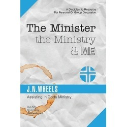 The Minister the Ministry & Me - Assisting in Gods Ministry found on Bargain Bro India from cokesbury.com US for $28.95