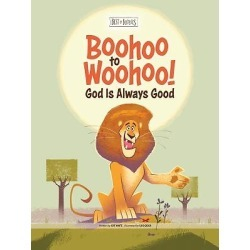 Boohoo to Woohoo! God Is Always Good found on Bargain Bro India from cokesbury.com US for $12.99
