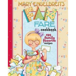 Mary Engelbreit's Fan Fare Cookbook - 120 Family Favorite Recipes