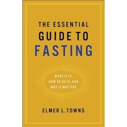 The Essential Guide to Fasting - What It Is, How to Do It, and Why It Matters found on Bargain Bro from cokesbury.com US for USD $9.87