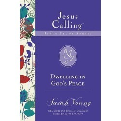 Jesus Calling - Dwelling in God's Peace found on Bargain Bro from cokesbury.com US for USD $9.87