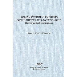 Roman Catholic Exegesis Since Divino Afflante Spiritu found on Bargain Bro India from cokesbury.com US for $29.95
