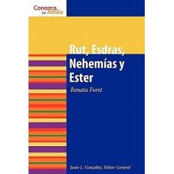 Rut, Esdras, Nehemias y Job - Ruth, Ezra, Nehemiah and Job found on Bargain Bro India from cokesbury.com US for $15.00