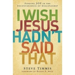 I Wish Jesus Hadn't Said That found on Bargain Bro India from cokesbury.com US for $14.99