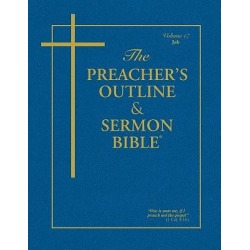 The Preacher's Outline & Sermon Bible: Job found on Bargain Bro India from cokesbury.com US for $39.99