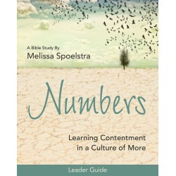 Numbers - Women's Bible Study Leader Guide - Learning Contentment in a Culture of More found on Bargain Bro from cokesbury.com US for USD $11.39