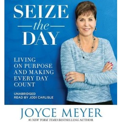 Seize the Day - Living on Purpose and Making Every Day Count found on Bargain Bro India from cokesbury.com US for $27.00