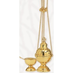 Koleys K501 Eastern Rite Censer and Boat found on Bargain Bro India from cokesbury.com US for $945.00