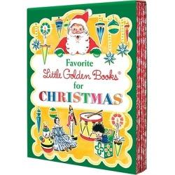 5 Favorite Little Golden Books for Christmas