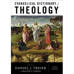 Evangelical Dictionary of Theology found on Bargain Bro Philippines from cokesbury.com US for $59.99