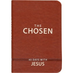 The Chosen - 40 Days with Jesus found on Bargain Bro India from cokesbury.com US for $16.99
