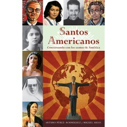 Santos Americanos - Conversando Con los Santos de America found on Bargain Bro India from cokesbury.com US for $13.95