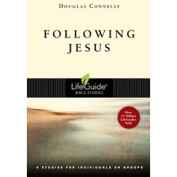 LifeGuide Bible Study - Following Jesus