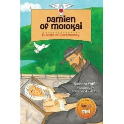 Damien of Molokai - Builder of Community found on Bargain Bro Philippines from cokesbury.com US for $6.49