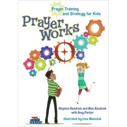 Prayerworks - Prayer Strategy and Training for Kids