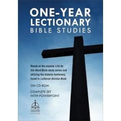 One-Year Lectionary Bible Studies