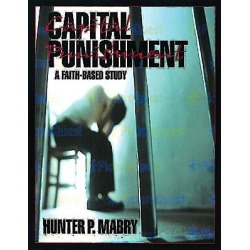 Capital Punishment Student - A Faith-Based Study found on Bargain Bro India from cokesbury.com US for $8.99