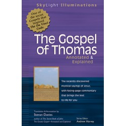 The Gospel of Thomas Annotated & Explained found on Bargain Bro India from cokesbury.com US for $16.99