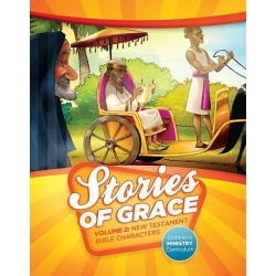 Stories of Grace Children's Curriculum V2 - New Testament Bible Characters