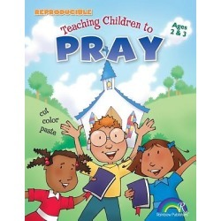 Teaching Children to Pray - Ages 2 and 3 found on Bargain Bro Philippines from cokesbury.com US for $14.99