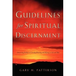 Guidelines for Spiritual Discernment found on Bargain Bro Philippines from cokesbury.com US for $14.99