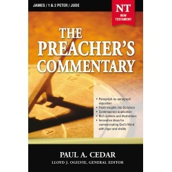 James / 1,2 Peter / Jude - The Preacher's Commentary Volume 34 found on Bargain Bro Philippines from cokesbury.com US for $19.99