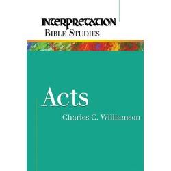 Interpretation Bible Studies - Acts