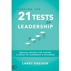 Every Leader Will Be TestedThe mark of a great leader is their ability - Biblical Insights for Leaving a Legacy of Leadership an found on Bargain Bro India from cokesbury.com US for $16.99