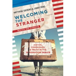 Welcoming the Stranger - Justice, Compassion & Truth in the Immigration Debate found on Bargain Bro India from cokesbury.com US for $17.00