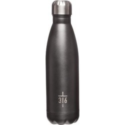 Water Bottle Stainless Steel Courage