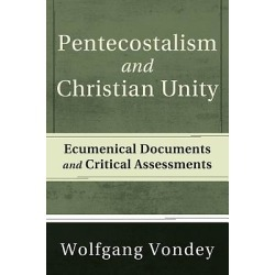 Pentecostalism and Christian Unity found on Bargain Bro India from cokesbury.com US for $63.00