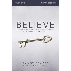 Believe Adult Study Guide - Softcover