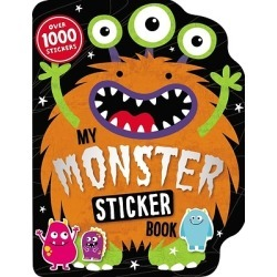 My Monster Sticker Dude