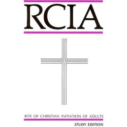 Rite of Christian Initiation of Adults found on Bargain Bro India from cokesbury.com US for $34.95