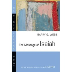The Message of Isaiah found on Bargain Bro India from cokesbury.com US for $20.00