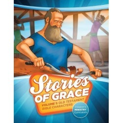 Stories of Grace Children's Curriculum V1 - Old Testament Bible Characters
