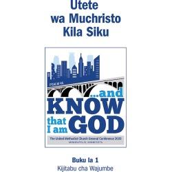 2020 Daily Christian Advocate Kiswahili Handbook - 2020 Daily Christian Advocate Kiswahili Handbook found on Bargain Bro from cokesbury.com US for USD $19.75