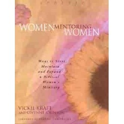 Women Mentoring Women - Ways to Start, Maintain and Expand a Biblical Women's Ministry found on Bargain Bro India from cokesbury.com US for $16.99