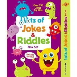 Lots of Jokes and Riddles Box Set - Over 750 Jokes for Kids