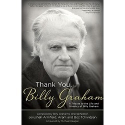 Thank You Billy Graham found on Bargain Bro India from cokesbury.com US for $12.99