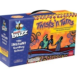 Buzz Grades 1-2 Twists 'n Turns Kit Winter 2020-2021 found on Bargain Bro from cokesbury.com US for USD $87.24