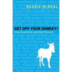 Get Off Your Donkey! - Help Others and Help Yourself found on Bargain Bro India from cokesbury.com US for $14.00