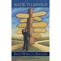 Back to Basics - God's Word vs. Religion found on Bargain Bro Philippines from cokesbury.com US for $13.95