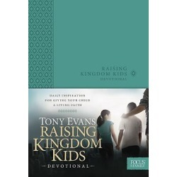 Raising Kingdom Kids Devotional found on Bargain Bro India from cokesbury.com US for $14.99