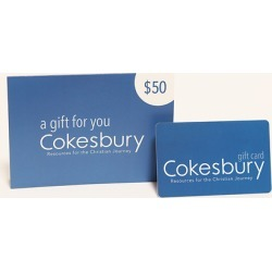 $50.00 Physical Gift Card found on Bargain Bro India from cokesbury.com US for $50.00