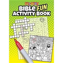 Itty-Bitty - Fun Bible Activities